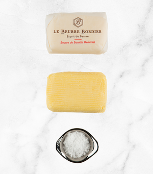 Load image into Gallery viewer, Le Beurre Bordier Butter Semi Sel 2.8%