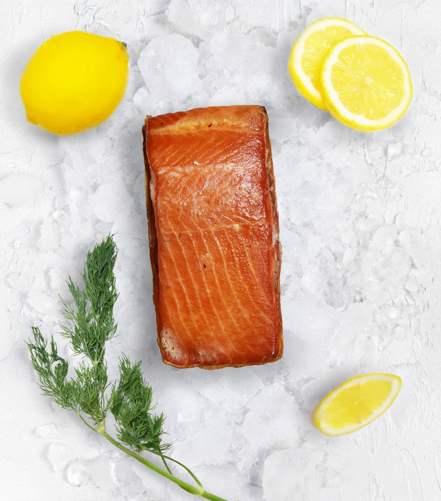 Load image into Gallery viewer, Chalk Stream English Hot Smoked Trout