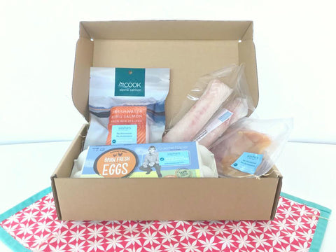 Clean & Lean Meat and Seafood Box