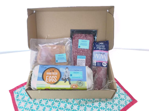 Clean & Lean Meat Box