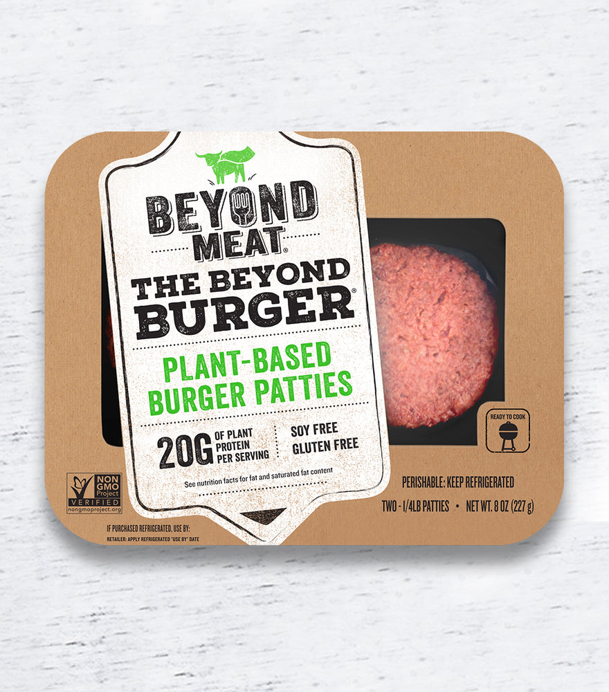 Load image into Gallery viewer, Beyond Meat Burgers