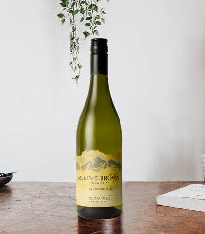 Mount Brown Estate Sauvignon Blanc