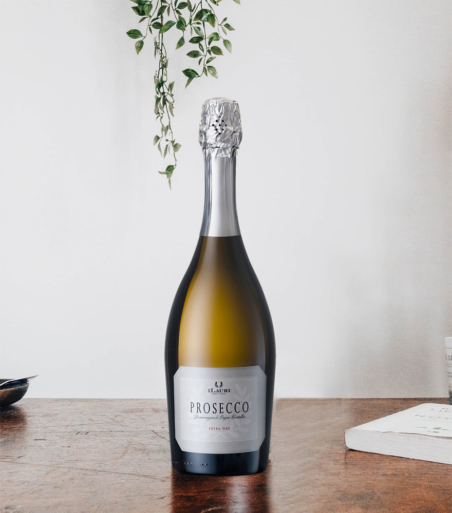 Load image into Gallery viewer, Beautiful bubbly bottle of Prosecco, an Italain Sparkling white wine available in Singapore