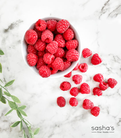 Speyfruit Frozen Raspberries
