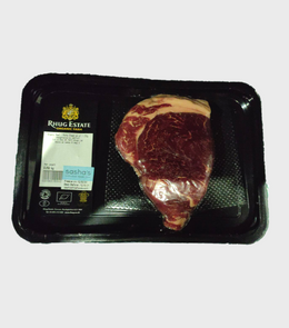 Rhug Estate Organic Aberdeen Angus Beef Rump Steak