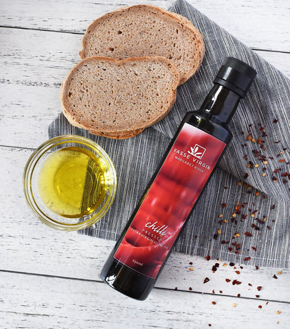 *Promo* Vasse Virgin Chilli Pressed Extra Virgin Olive Oil