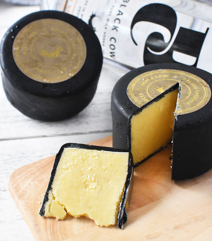 Black Cow Deluxe English Cheddar Cheese