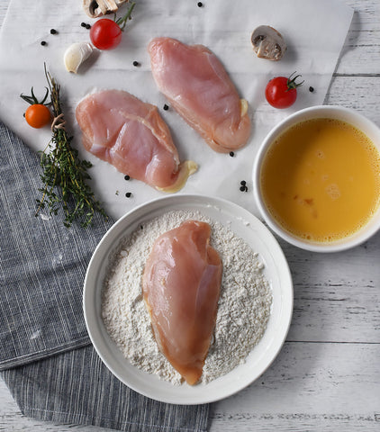 Local Chicken Breasts - Organic