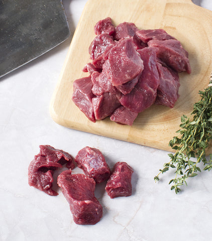 New Zealand Diced Beef