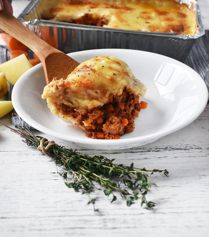 Our Very Own Shepherd's Pie