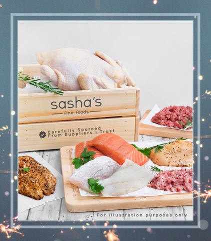 Wallet Wise Meat & Seafood Box