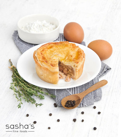 SPECIAL OFFER - Our Very Own Black Pepper Chicken Pie Bundle