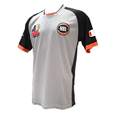 Champion NBL 40th Anniversary heritage referee shirt
