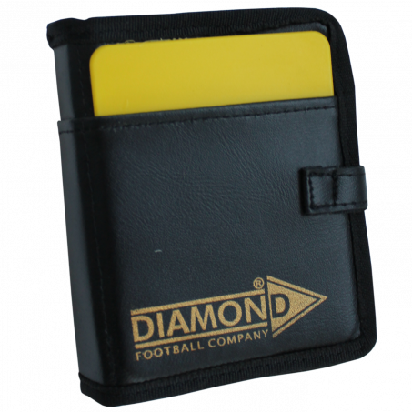 Diamond deluxe referee wallet