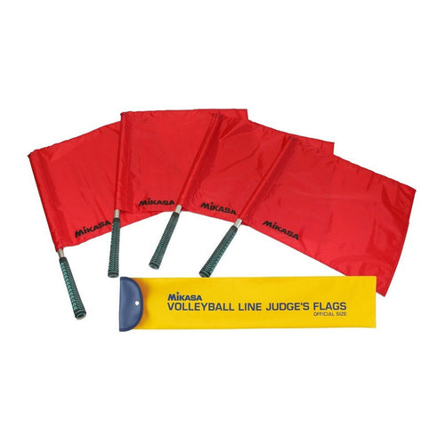 Mikasa line judge flag set