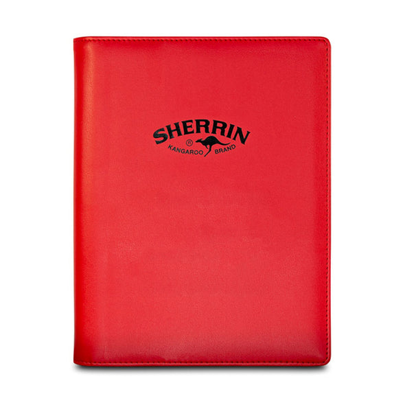 Sherrin A5 notebook