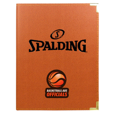 Spalding BA basketball folder