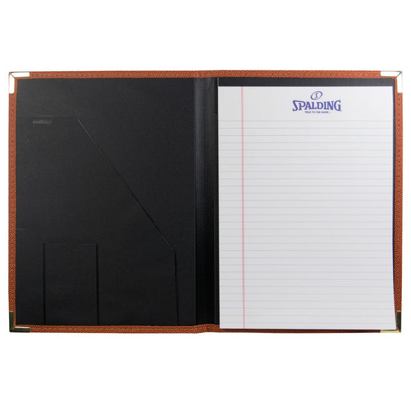 Spalding basketball folder