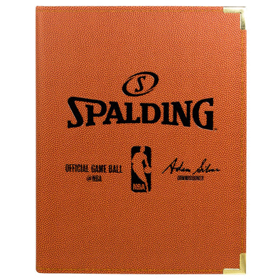 Spalding 'NBA' basketball folder