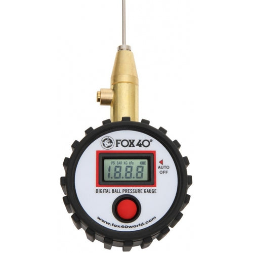 Fox 40 digital ball gauge