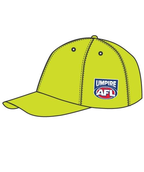 Project AFL goal umpire cap