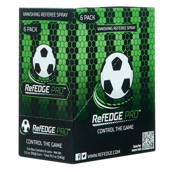 6pk RefEDGE PRO vanishing spray