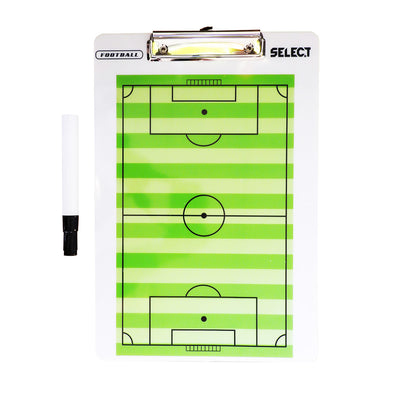 Select coaches clipboard