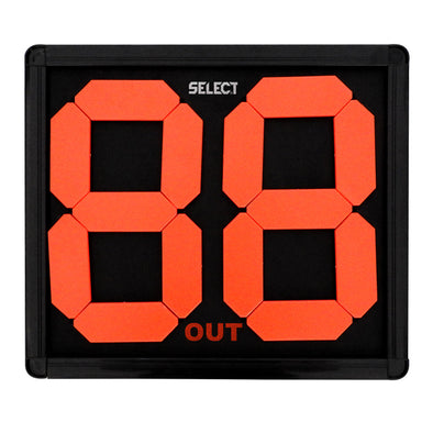 Select 2-digit substitution board