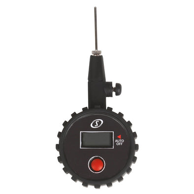 Spalding digital ball gauge