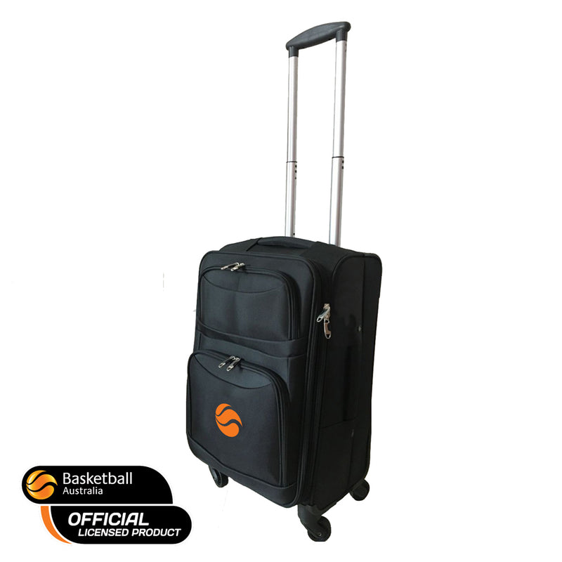 Basketball Australia trolley bag