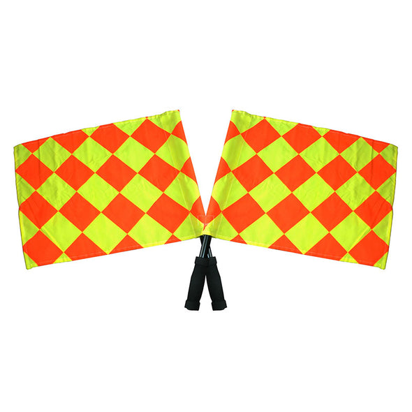 Patrick linesman flags (velcro)