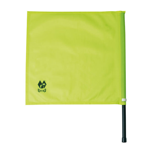 b+d Club III referee assistant flag