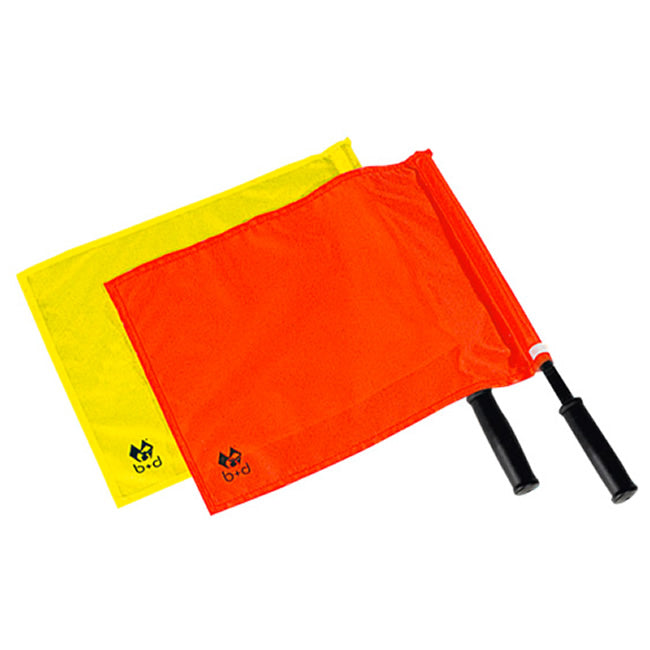 b+d Club II referee assistant flag