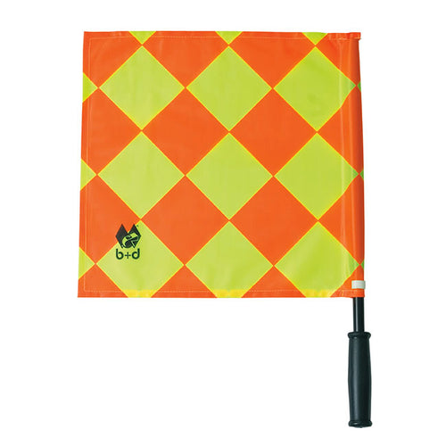 b+d Quadro II referee assistant flag