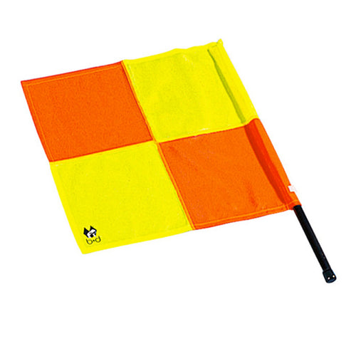 b+d World Line III referee assistant flag