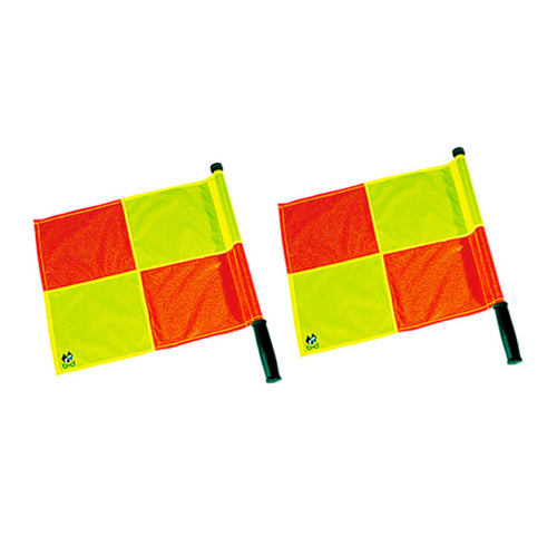 b+d World Line I referee assistant flag set