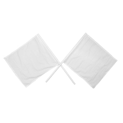 Buffalo goal umpire flags