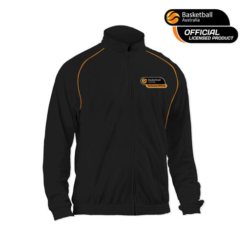 Basketball Australia technical officials jacket
