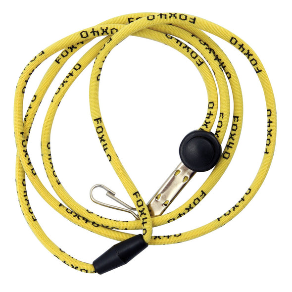 Fox 40 logo breakaway neck lanyard