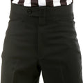 Smitty 4-way stretch flat front mens pants with Western Cut pockets