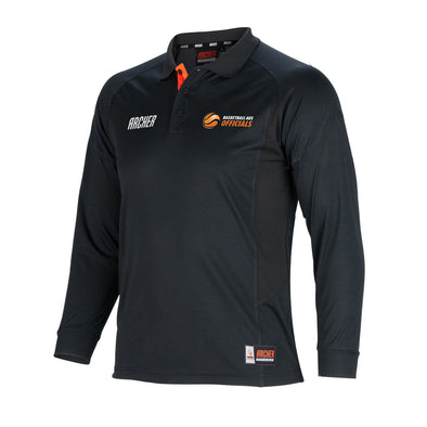 Archer BA Officials longsleeve polo shirt
