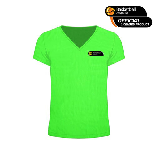 C2C Basketball Australia beginner referee shirt