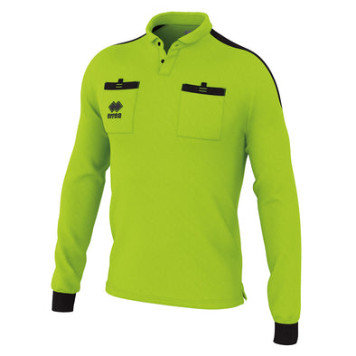 Errea Doug LS referee jersey