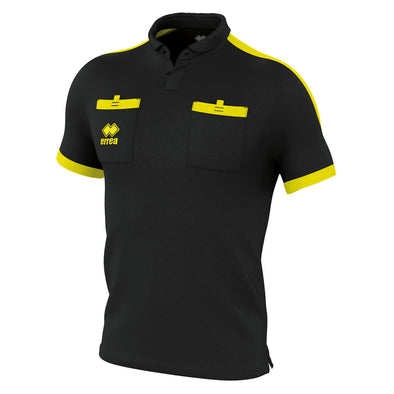 Errea Doug SS referee jersey