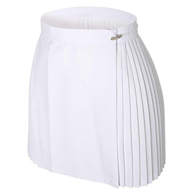 Pleated netball skirt