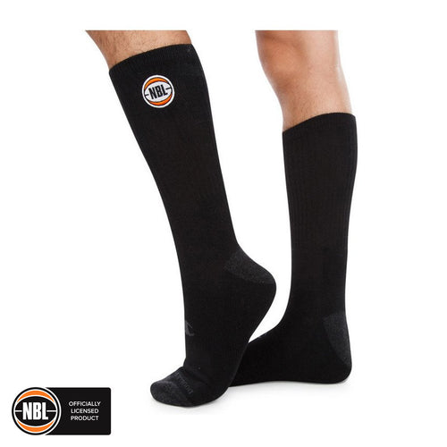 Champion 'NBL' socks (crew)