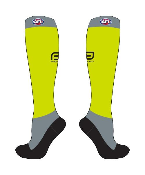 Project AFL umpire socks