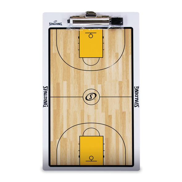 Spalding basketball coaching clipboard