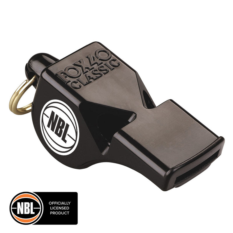 Fox 40 Classic 'NBL edition' whistle