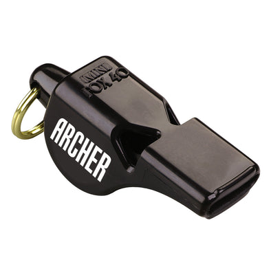 Archer Fox 40 Mini whistle